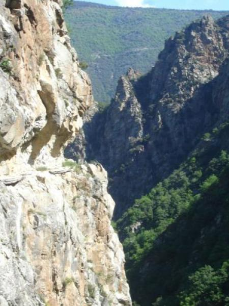 The Carança Gorges - Hikes & walks in Thuès-Entre-Valls