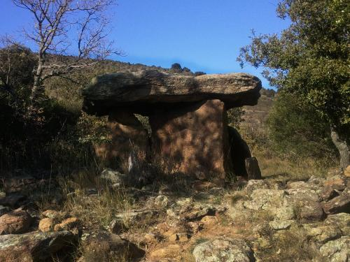 Felluns from the dolmens to the aqueduct - Hikes & walks in Felluns