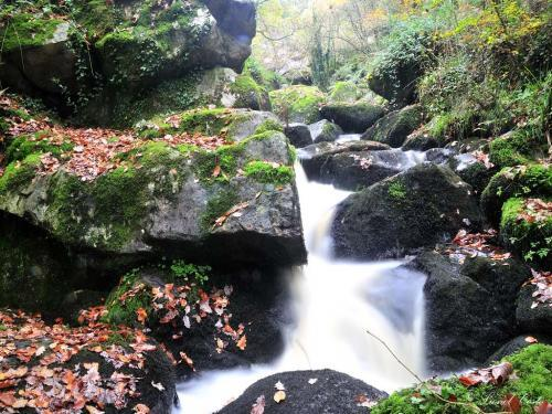 Locarn Moors and Corong Gorges - Hikes & walks in Locarn