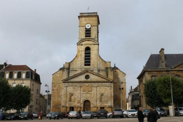 Longwy and the ramparts of the upper city - Hikes & walks in Longwy