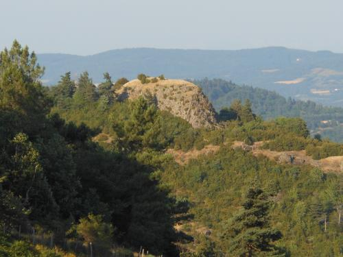 Saint-Jean Rock - Hikes & walks in Gluiras