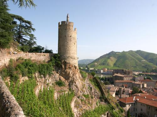 Towers Trail - Hikes & walks in Tournon-sur-Rhône