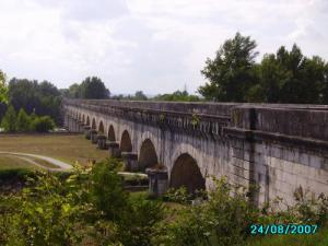Canal Bridge of Agen