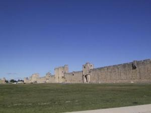 Aigues-Mortes, the 13th century walled city