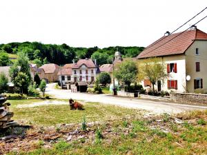 Panorama of the village (© Jean Espirat)