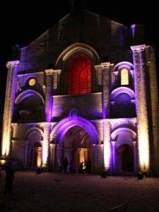 St. Peter's Abbey, Romanesque Night
