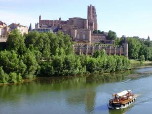 Albi, the Episcopal city