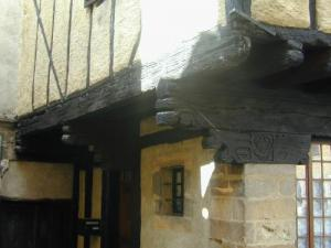engraved Beams