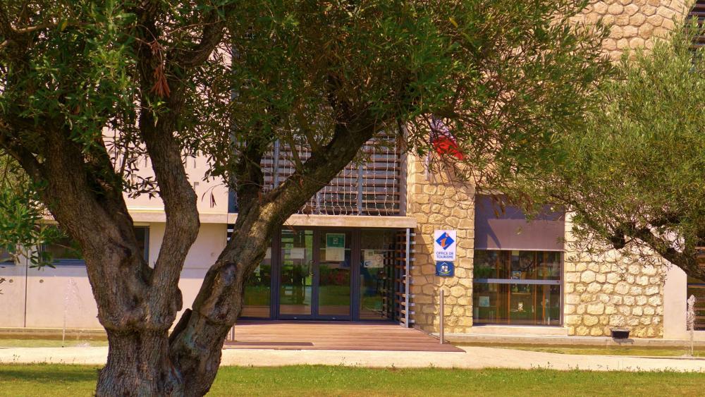 Photos office de tourisme d 39 all gre les fumades point information all gre les fumades - Office de tourisme allegre les fumades ...