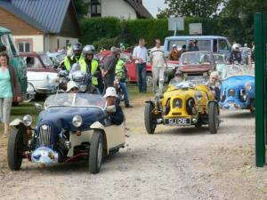 All Caux years with 300 vehicles Retro