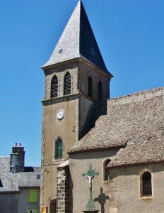 The church Saint-Ferreol