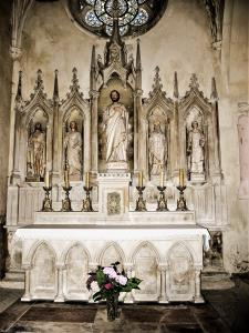 Altar of the Abbey Church (© J.E)