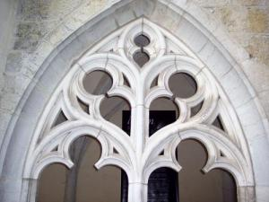 Cloister sculpture