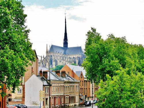 Amiens - Tourism, holidays & weekends guide in the Somme