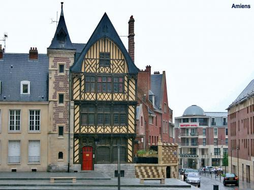 photos amiens tourisme vacances week end. Black Bedroom Furniture Sets. Home Design Ideas