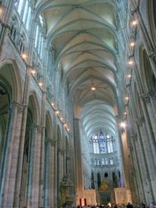 Nave of the cathedral (© J.E)
