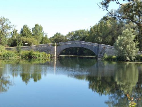 Angeac-Charente - Charente Bridge