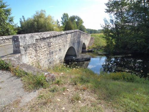 Angeac-Charente - Bridge Brassiaud