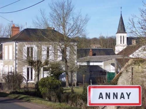 Annay - Tourism, holidays & weekends guide in the Nièvre