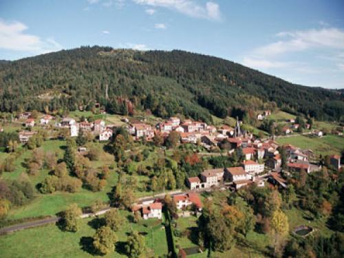 Arconsat - Tourism, holidays & weekends guide in the Puy-de-Dôme