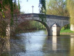 Bridge of Arcy-sur-Cure