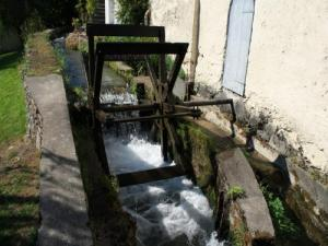 Small water mill