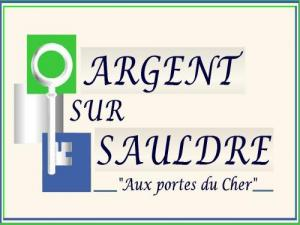 Logo of the City of Argent-sur-Sauldre