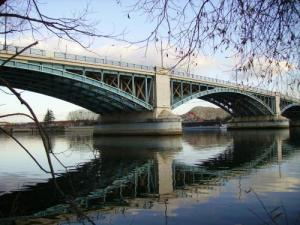 Argenteuil Bridge