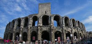 Arles - Führer Tourismus & Urlaub
