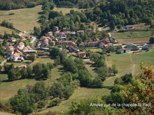 Arnave - Tourism, holidays & weekends guide in the Ariège
