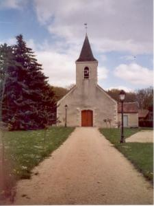 Small Church St. Jean-Baptiste