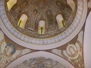 Dome of the Basilica of Ars