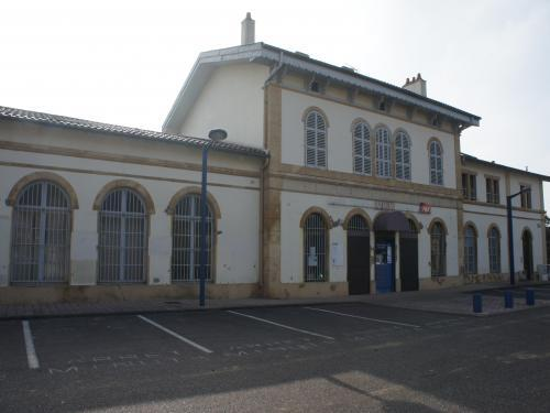 Train station of Ars-sur-Moselle - Transport in Ars-sur-Moselle