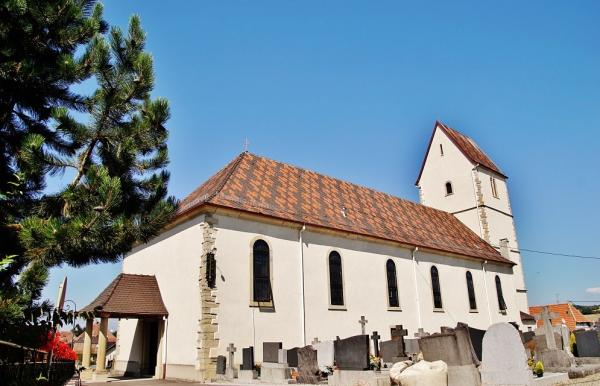 Aspach - Tourism, holidays & weekends guide in the Haut-Rhin