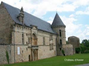 The 16th century castle