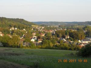 Viewpoint of the village