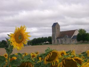 The church put on the plain of Beauce