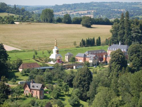 Aubry-le-Panthou - Tourism, holidays & weekends guide in the Orne