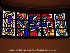 Stained Glass (© Jean Espirat)