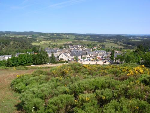 Aumont-Aubrac - Tourism, holidays & weekends guide in the Lozère