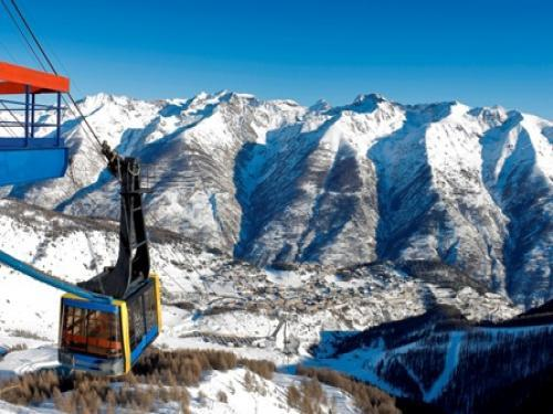 Auron - Tourism, holidays & weekends guide in the Alpes-Maritimes