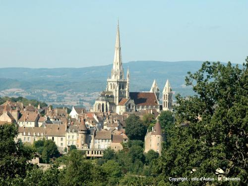 The Cathedral of Saint-Lazare (© City of Autun)