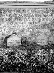 Graves of Vincent and Theo Van Gogh