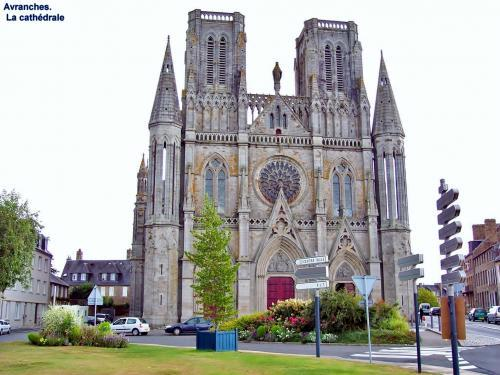Avranches - Tourism, holidays & weekends guide in the Manche