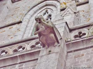 Gargoyle church ( © JE)