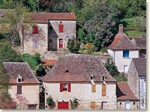 Village de Badefols-sur-Dordogne