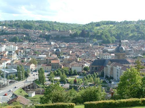 Bar-le-Duc - Tourism, holidays & weekends guide in the Meuse