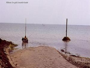 Passage du Gois at high tide ( © JE)