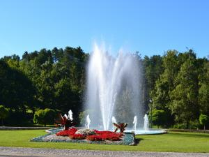 water jet Barbotan -les-Thermes