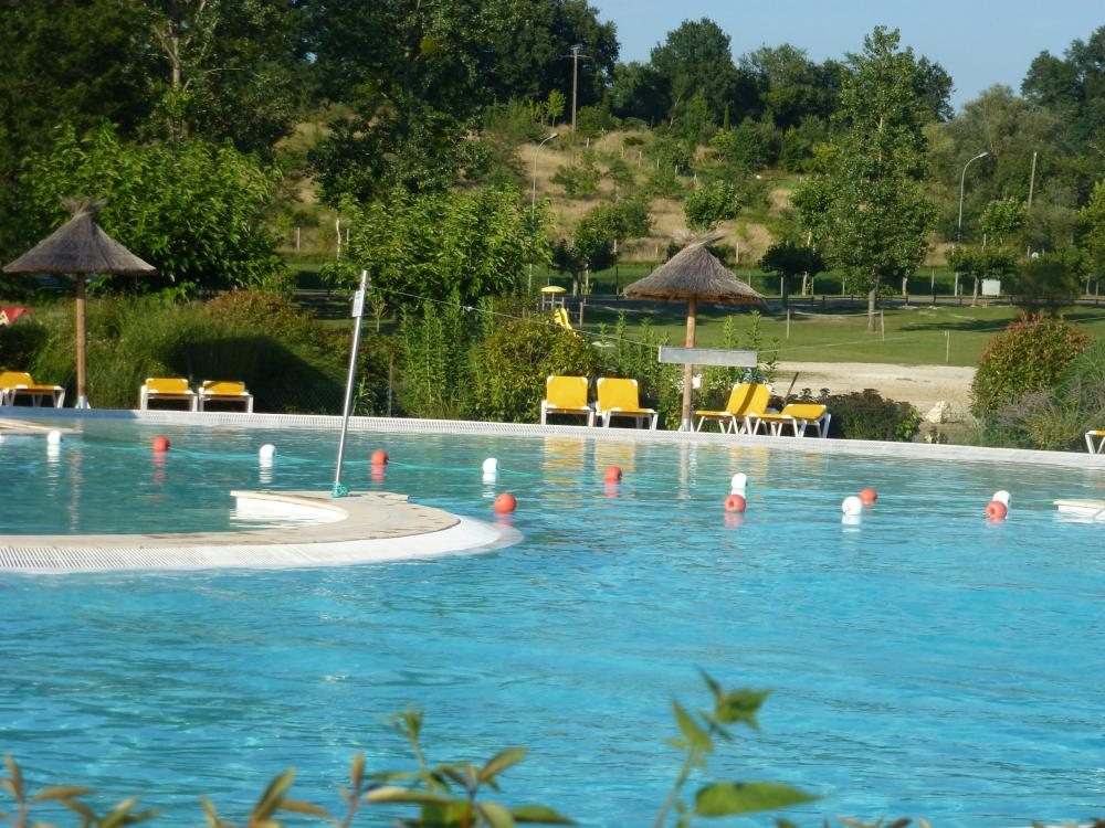 Photos barbotan tourisme vacances week end for Piscine du lac